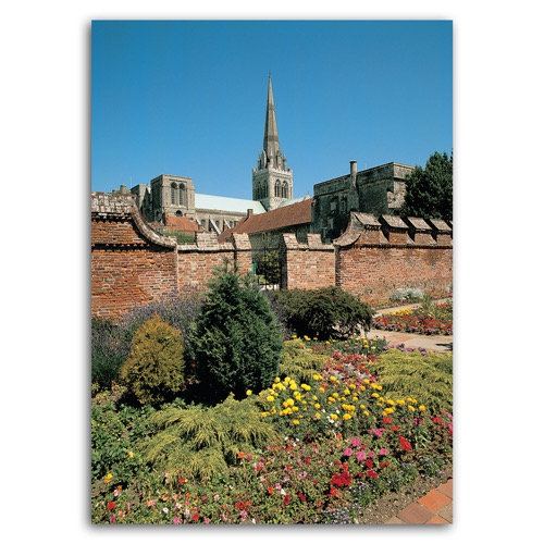 Chichester Cathedral - Sold in pack (100 postcards)