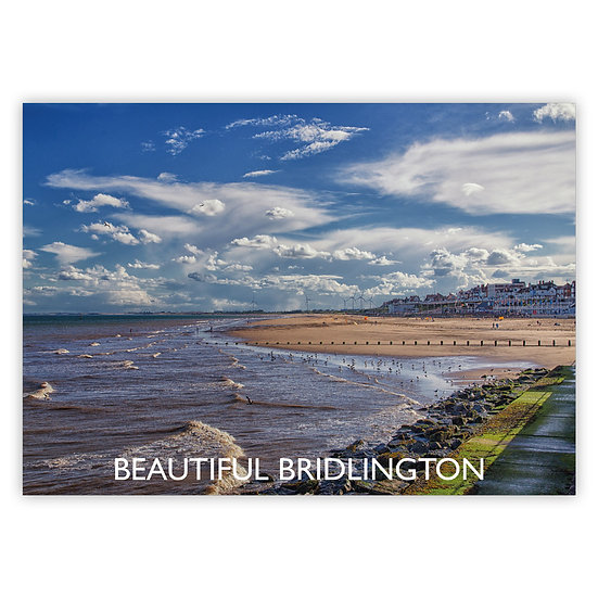 Bridlington Beautiful - Sold in pack (100 postcards)