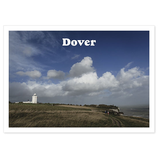 Dover South Foreland Lighthouse - Sold in pack (100 postcards)