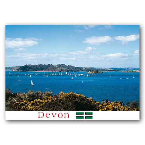 Plymouth - Sold in pack (100 postcards)