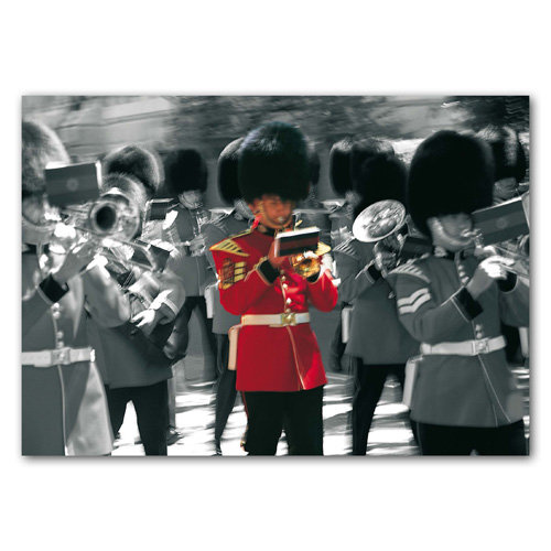 London Coldstream Guards - Sold in pack (100 postcards)