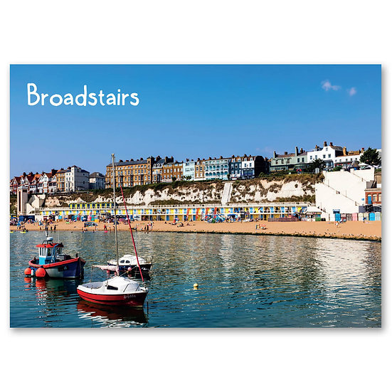 Broadstairs - Sold in pack (100 postcards)