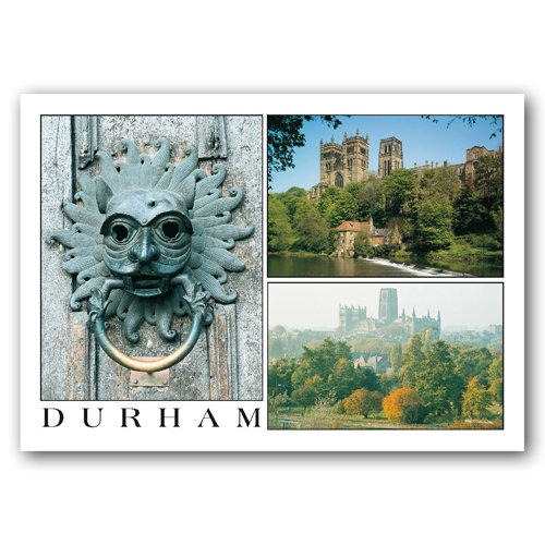 Durham Comp - Sold in pack (100 postcards)