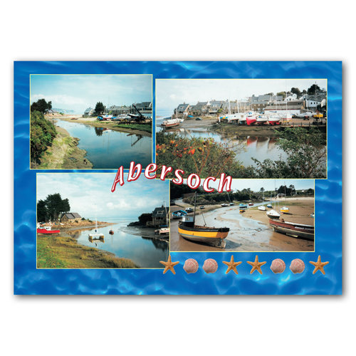 Abersoch - Sold in pack (100 postcards)