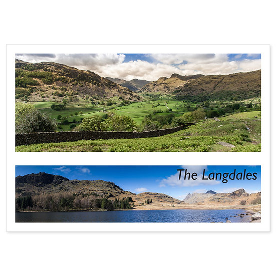 Langdales, The - Sold in pack (100 postcards)