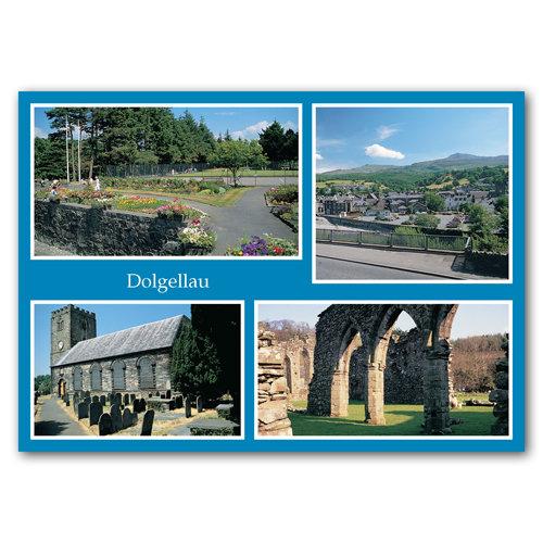 Dolgellau Comp - Sold in pack (100 postcards)