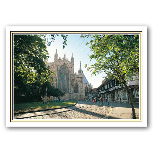York St Williams College - Sold in pack (100 postcards)