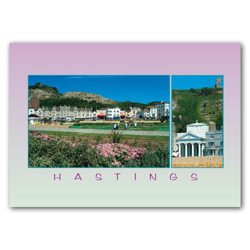Hastings Comp - Sold in pack (100 postcards)