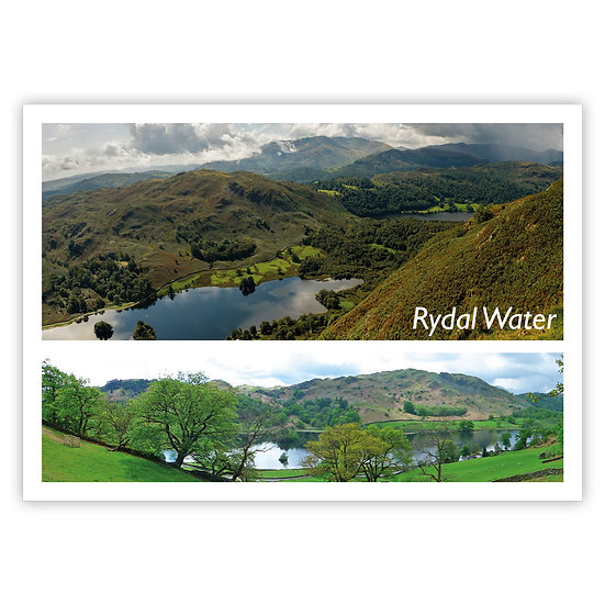 Rydal Water Comp - Sold in pack (100 postcards)