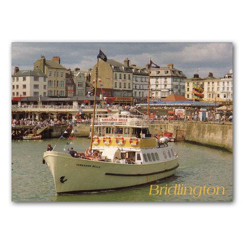 Bridlington - Sold in pack (100 postcards)