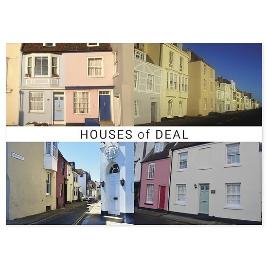 Deal House Comp - Sold in pack (100 postcards)