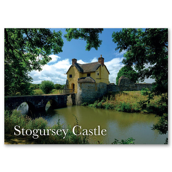 Bridgewater, Stogursey Castle - Sold in pack (100 postcards)