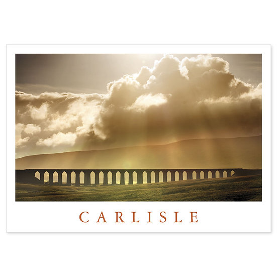 Carlisle - Sold in pack (100 postcards)