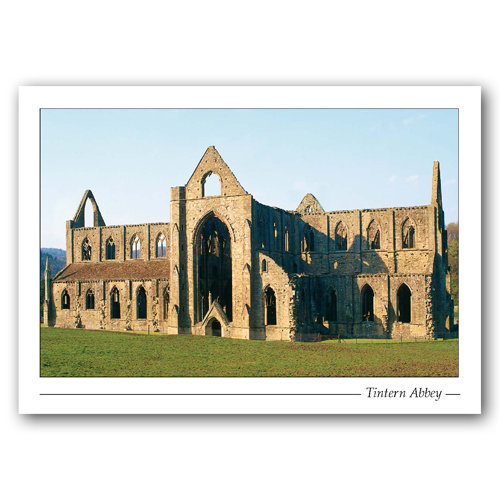 Tintern Abbey - Sold in pack (100 postcards)