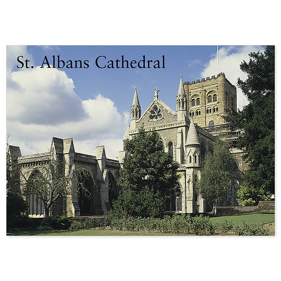 St Albans - Sold in pack (100 postcards)