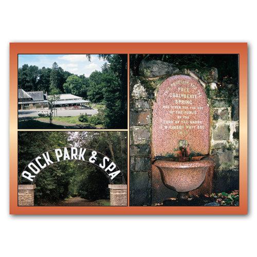 Llandrindod Wells - Sold in pack (100 postcards)