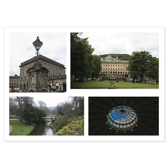 Buxton Comp - Sold in pack (100 postcards)