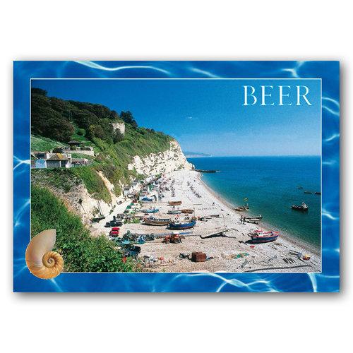 Beer - Sold in pack (100 postcards)