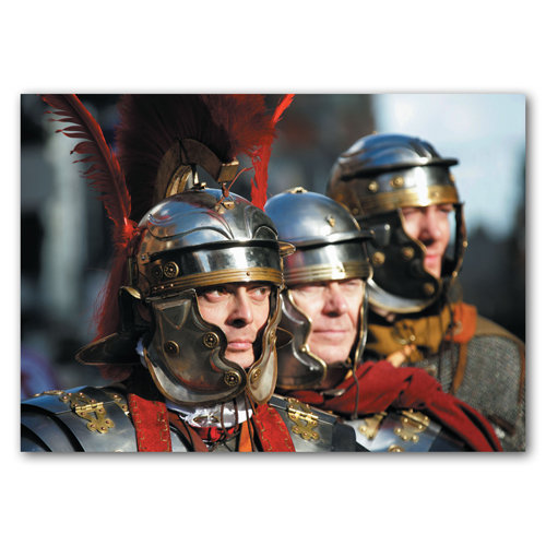 Chester Roman Soldier - Sold in pack (100 postcards)