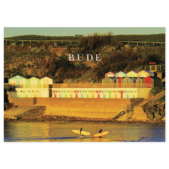 Bude Beach - Sold in pack (100 postcards)