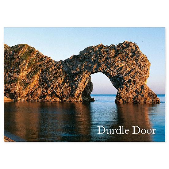 Durdle Door, Dorset Just - Sold in pack (100 postcards)