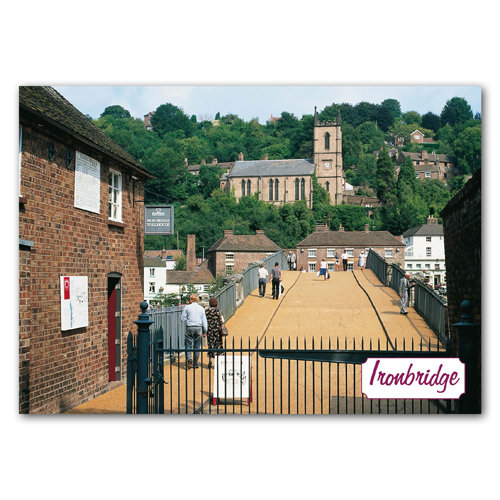 Ironbridge - Sold in pack (100 postcards)