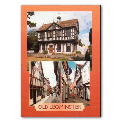 Leominster Comp - Sold in pack (100 postcards)