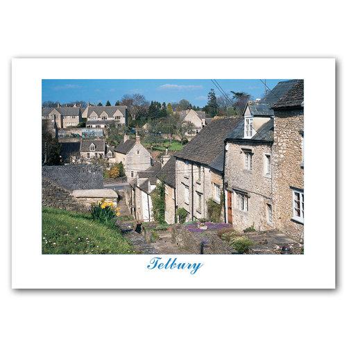 Tetbury - Sold in pack (100 postcards)