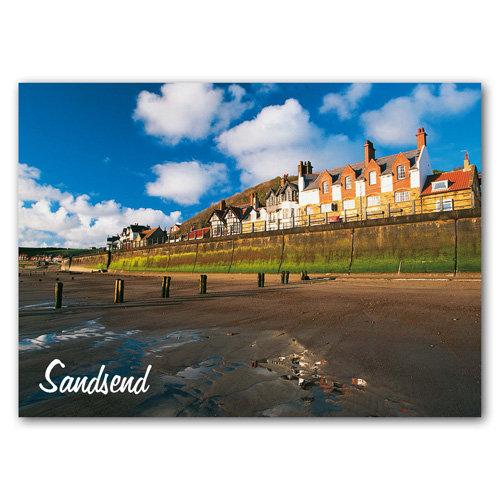Sandsend - Sold in pack (100 postcards)