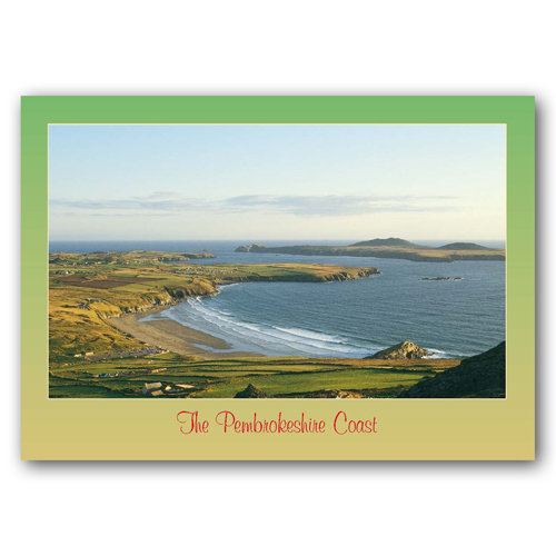 Pembrokeshire Coast The - Sold in pack (100 postcards)