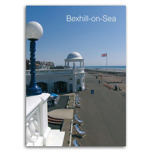 Bexhill De La Warr Pavillion - Sold in pack (100 postcards)
