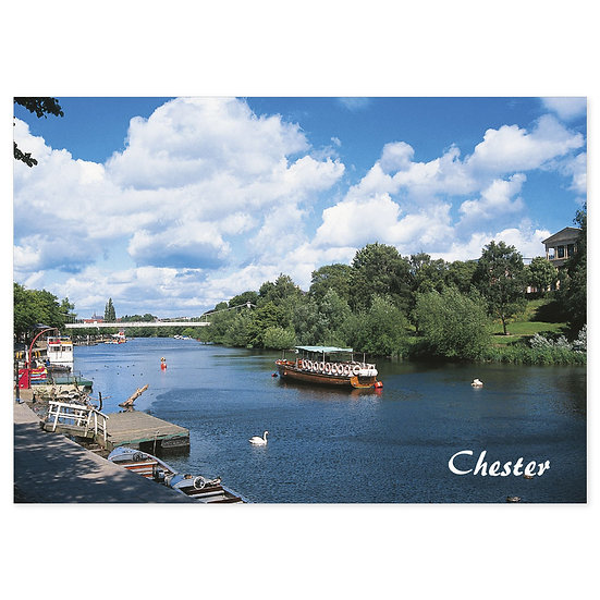 Chester River - Sold in pack (100 postcards)