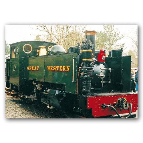 Vale Of Rhiedol Railway - Sold in pack (100 postcards)