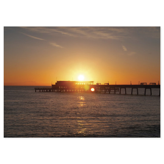 Deal Pier - Sold in pack (100 postcards)