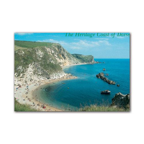 Dorset Heritage Coast - Sold in pack (100 postcards)