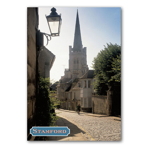 Stamford - Sold in pack (100 postcards)