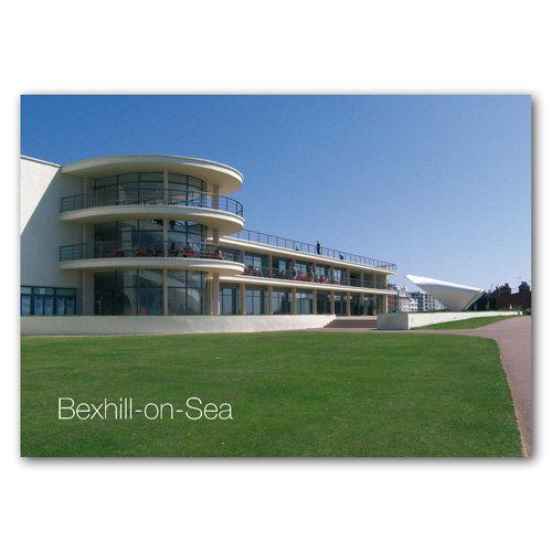 Bexhill De La Warr Pavillion - Sold in pack (100 postcards)