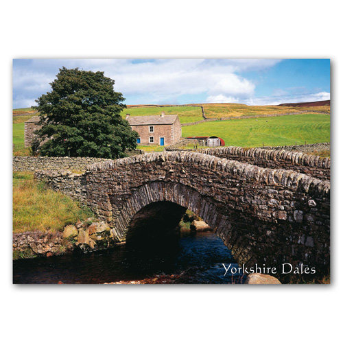 Yorkshire Dales - Sold in pack (100 postcards)