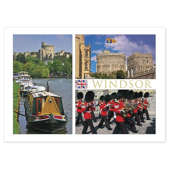 Windsor Postcard, UK postcards