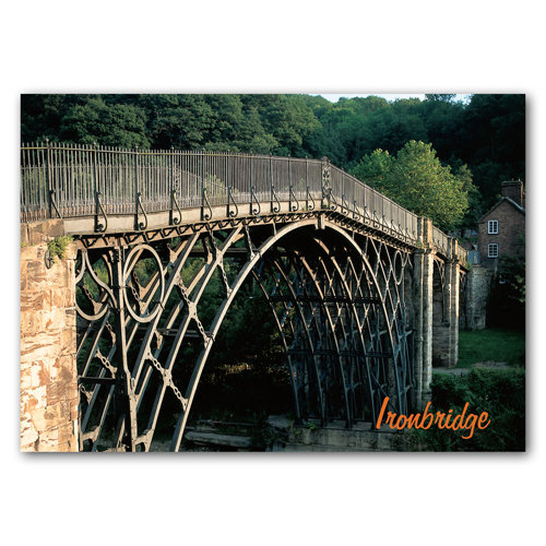 Ironbridge - Sold in pack (100 postcards)