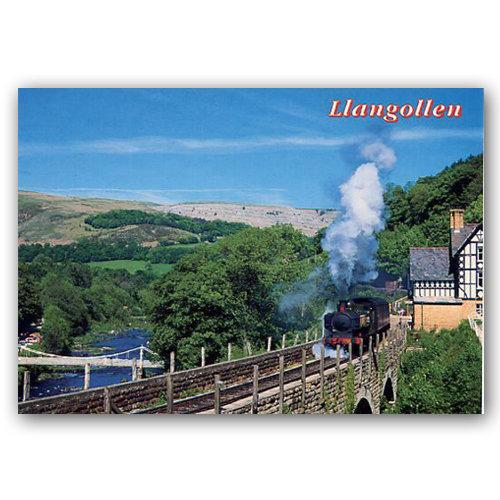 Llangollen - Sold in pack (100 postcards)