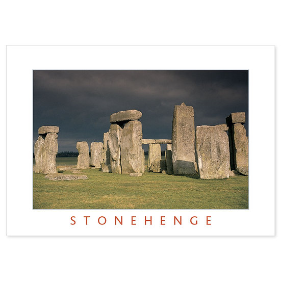 Stonehenge - Sold in pack (100 postcards)