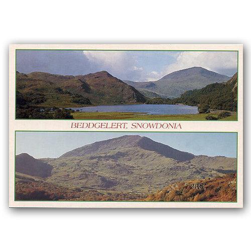 Beddgelert In Snowdonia - Sold in pack (100 postcards)