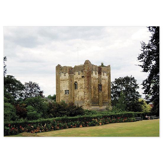 Guildford Castle - Sold in pack (100 postcards)