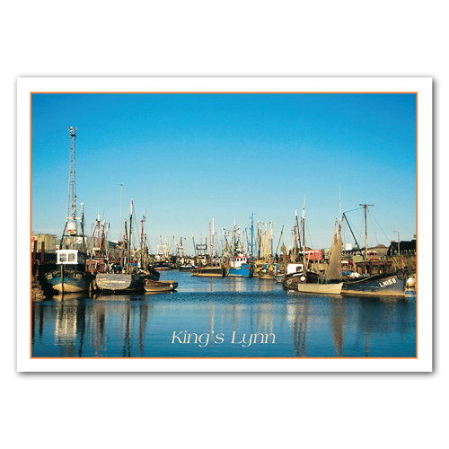 Kings Lynn - Sold in pack (100 postcards)