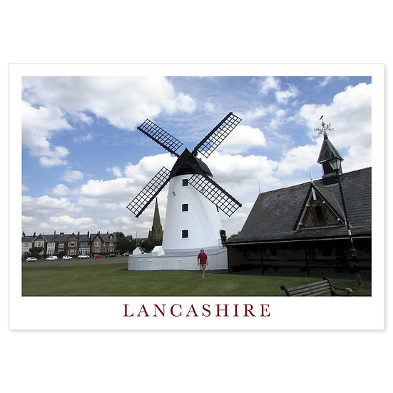 Lytham St. Annes, Lancashire - Sold in pack (100 postcards)