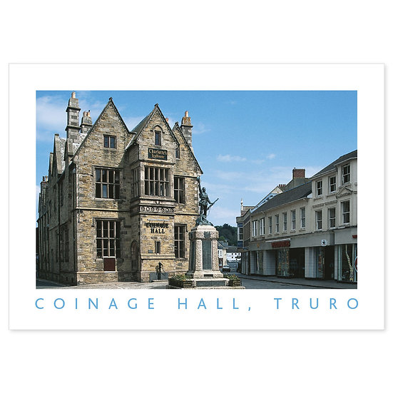 Truro - Sold in pack (100 postcards)