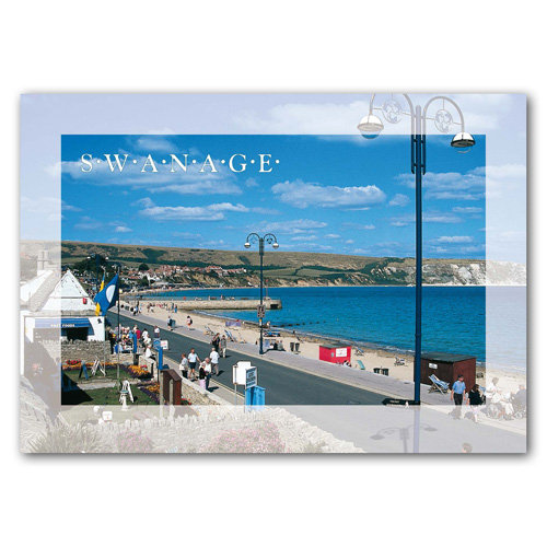 Swanage - Sold in pack (100 postcards)