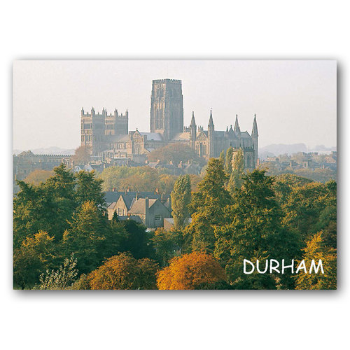 Durham Cathedral and Castle - Sold in pack (100 postcards)