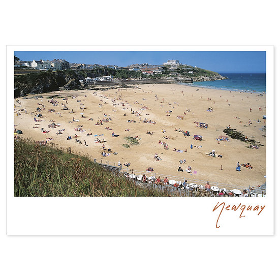 Newquay - Sold in pack (100 postcards)